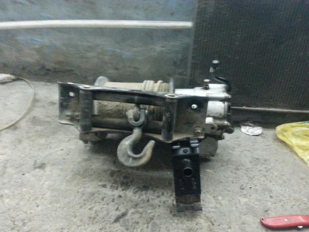 инструкция механическая лебёдка