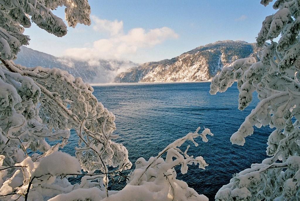 Телецкое озеро Яйлю - Туризм, отдых, путешествия - Портал