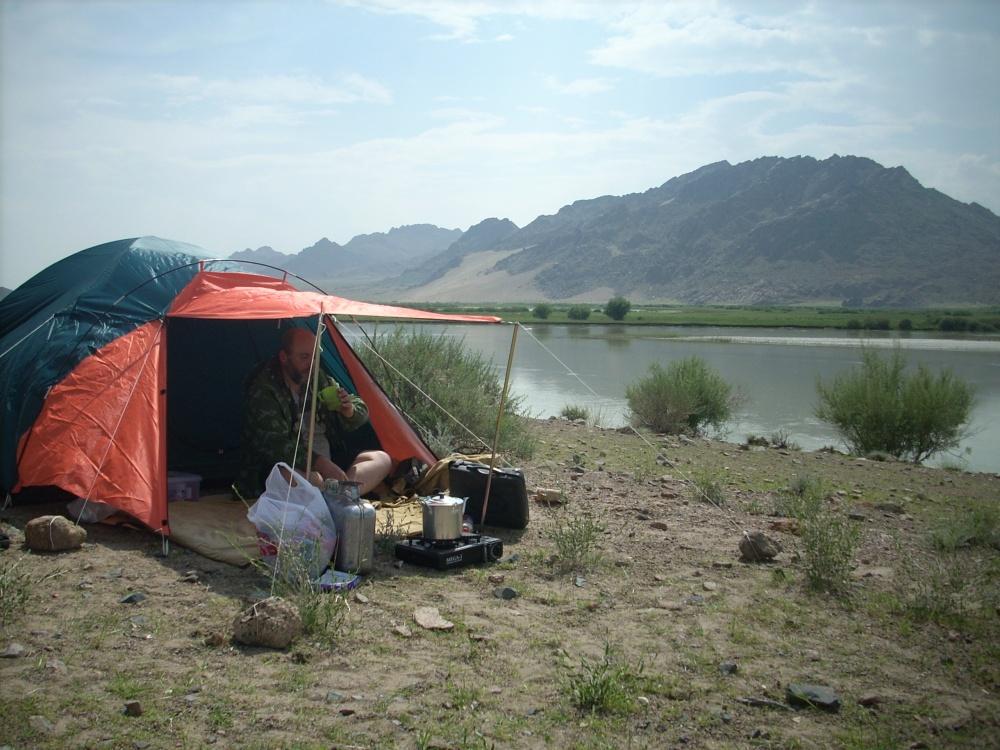 Из иркутска в монголию на рыбалку